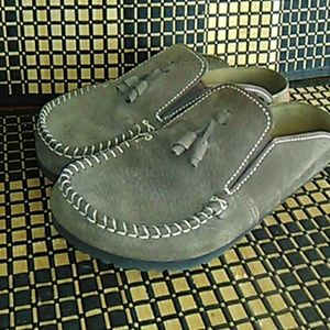 Birkenstock Papillo Leather tassel slip ons